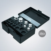 CALIBRATION WEIGHT KIT - 6 PC (BLACK)