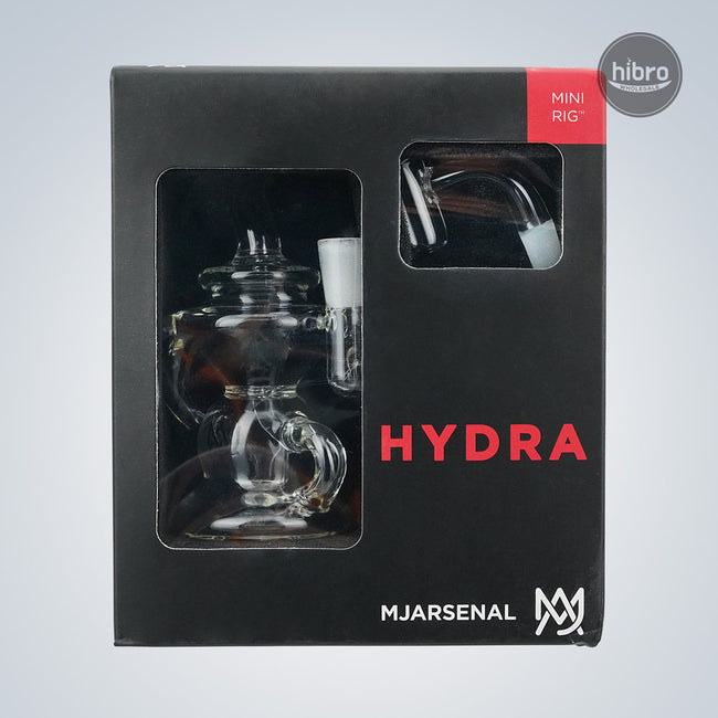 4 INCH MJ ARSENAL-MINI RIG-HYDRA