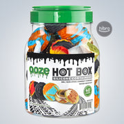 OOZE SILICONE CONTAINERS HOT BOX- 40CT