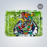 OOZE ROLLING TRAY - BAND JAM