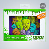 OOZE SHATTER RESISTANT GLASS TRAY - MOOD SWINGS