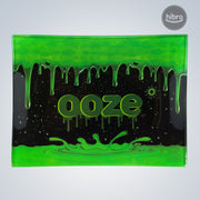 OOZE SHATTER RESISTANT GLASS TRAY - OOZE