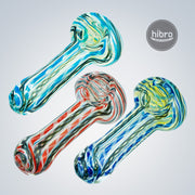 "3"" PYREX SPOON PIPE"