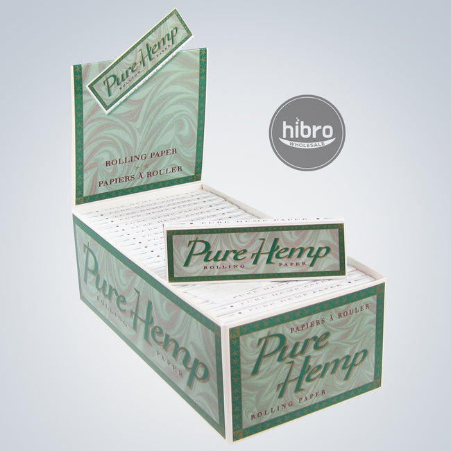 PURE HEMP CLASSIC SINGLE WIDE - 50CT