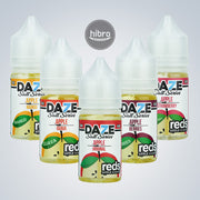 REDS BY 7 DAZE SALT E-LIQUID 30ML