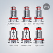 SMOK RPM80 RPM REPLACEMENT COILS 5ct/pk