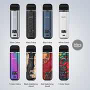 SMOK NOVO X 800MAH POD SYSTEM STARTER KIT WITH 2 X 2ML REFILLABLE POD