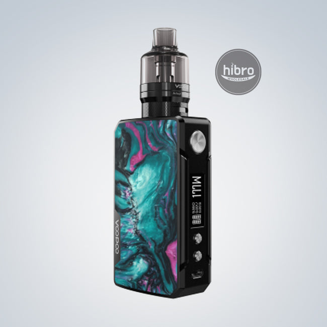 VOOPOO DRAG 2 177W TC STARTER KIT WITH 4.5ML PNP POD TANK - REFRESH EDTION