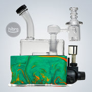 STACHE RIO (PORTABLE TRAVEL KIT) -GREEN