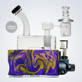 STACHE RIO (PORTABLE TRAVEL KIT) -PURPLE