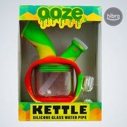 OOZE KETTLE SILICONE RIG