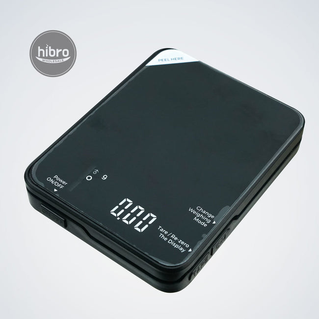 TRUWEIGH STORM MINI SCALE 200G X 0.01G - BLACK