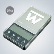 TRUWEIGH METHOD SCALE - 200G X 0.01G - BLACK