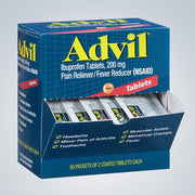 ADVIL 50CT ($0.22EACH)