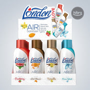 LONDON LOVE AIR SANITIZER 12CT ($2.50EACH)