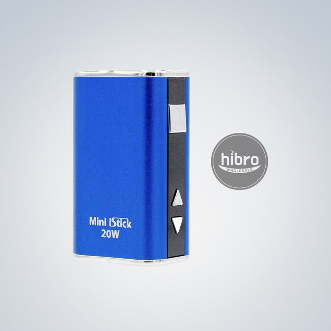 ELEAF MINI ISTICK 1050MAH 10W TC BOX MOD - SIMPLE PACKAGING (MOD AND USER'S MANUAL INCLUDED ONLY)