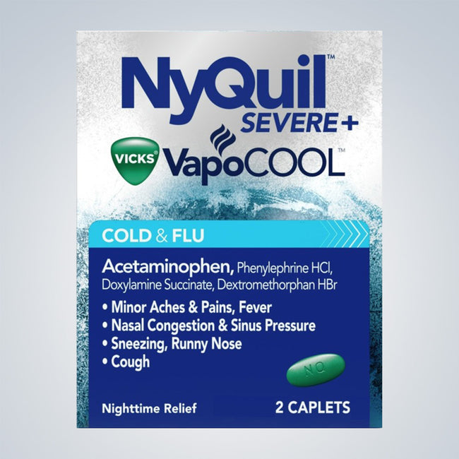 NYQUIL 20CT ($0.52EACH)
