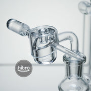 (QUARTZ) 2 IN 1 DABBER & CARB CAP
