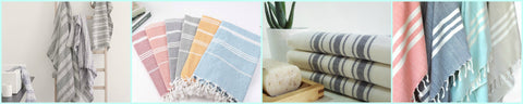 Turkish Towels at Home Quest Decor