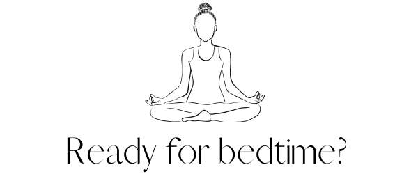 meditation bedtime graphic