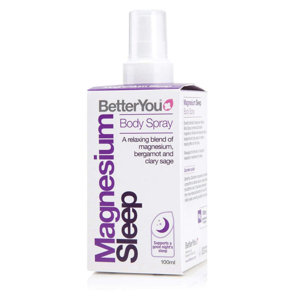 BetterYou Lotion Magnesium Oil Goodnight Spray
