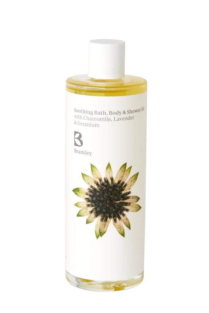 Bramley Bath Oil Soothing Bath, Body & Shower Oil
