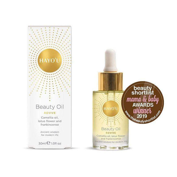 Hayo'u Method Bath & Beauty Beauty Facial Oil