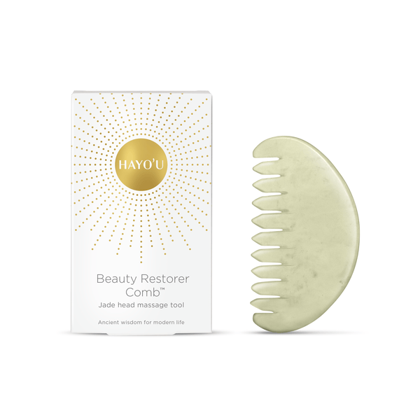 Hayo'u Method Bath & Beauty Jade Beauty Restorer Comb