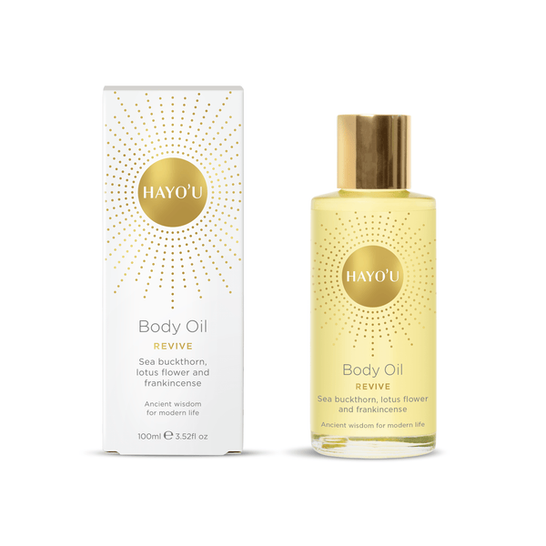 Hayo'u Method Bath & Beauty Revive Body Oil