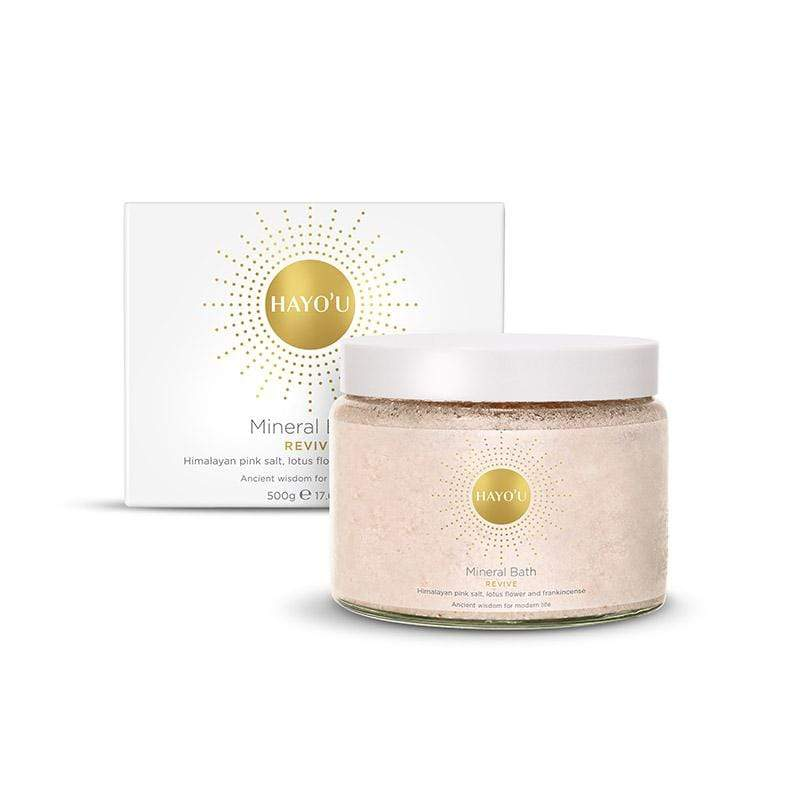 Hayo'u Method Bundle Blissful Bedtime Ritual