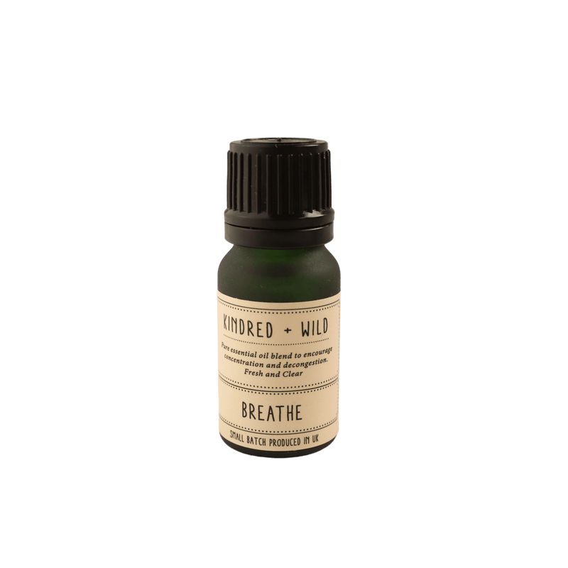 Kindred + Wild Essential Oil 10ml Breathe Essential Oil Blend