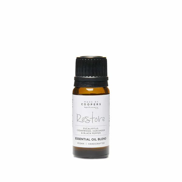 Made By Coopers Essential Oil Restore Essential Oil Blend
