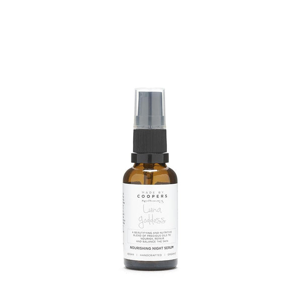 Made By Coopers Facial Oil Luna Goddess Night Serum