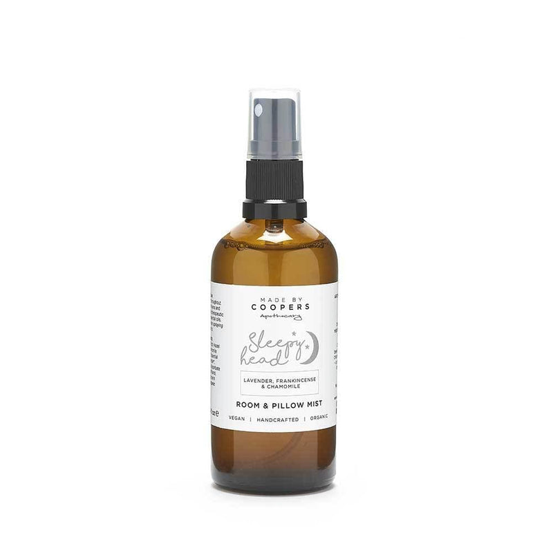 Made By Coopers Sleep Spray Sleepy Head Room & Pillow Mist