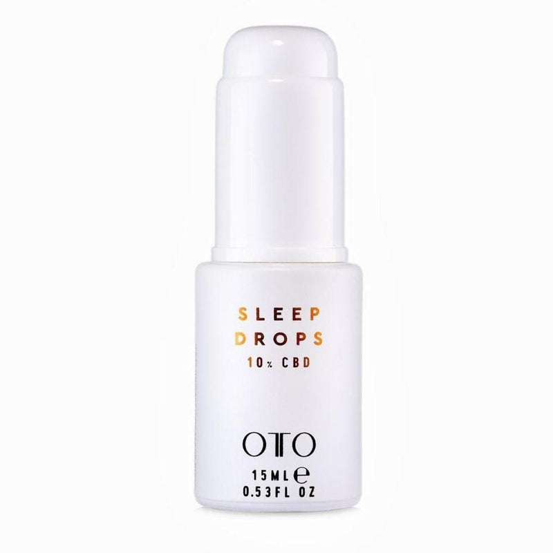 OTO Bath & Beauty 10% CBD Sleep Drops