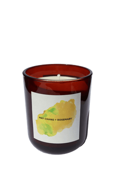 Self Care Co Candle May Chang and Rosemary Aromatherapy Candle