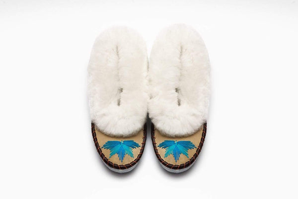Sheepers Slippers Sen Turquoise Slipper