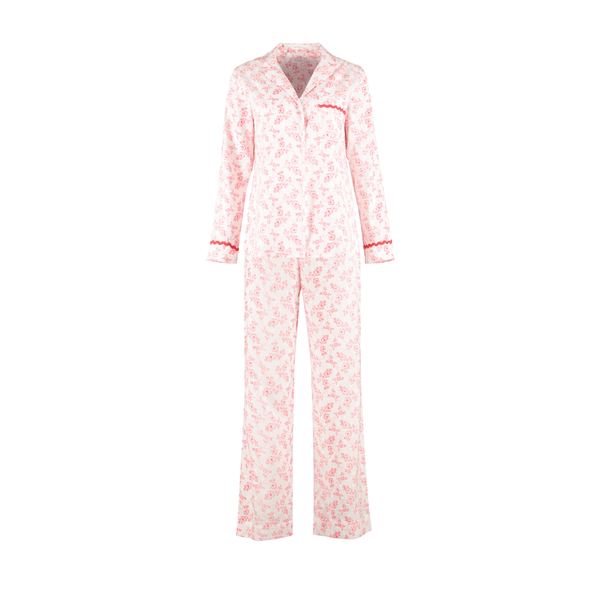 Yolke Pyjamas Country Vine Cotton Pyjama Set