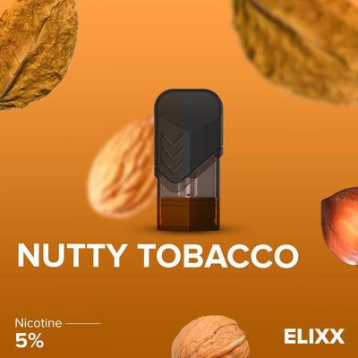 Nutty Tobacco E POD