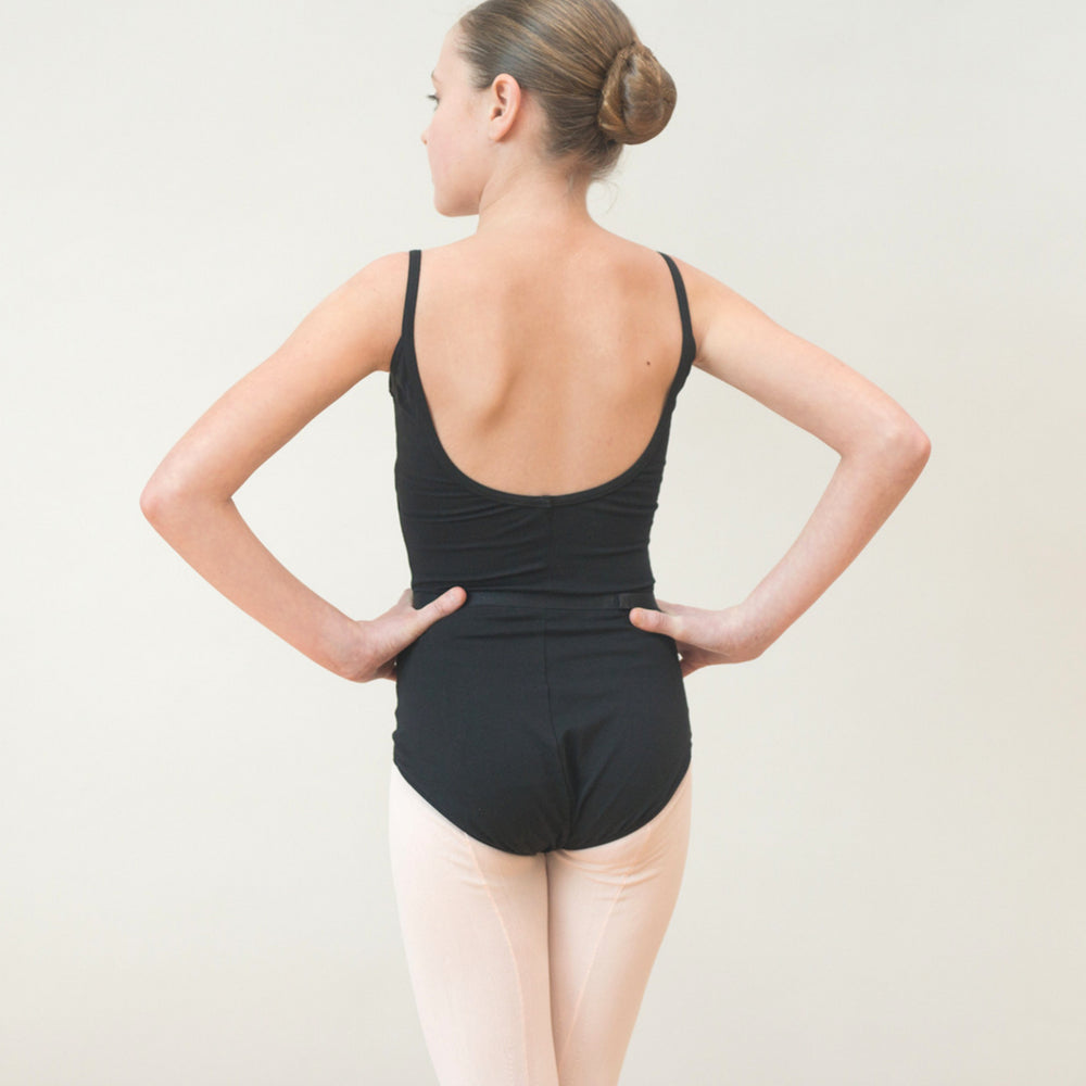 Childrens Seamed Ballet Tights