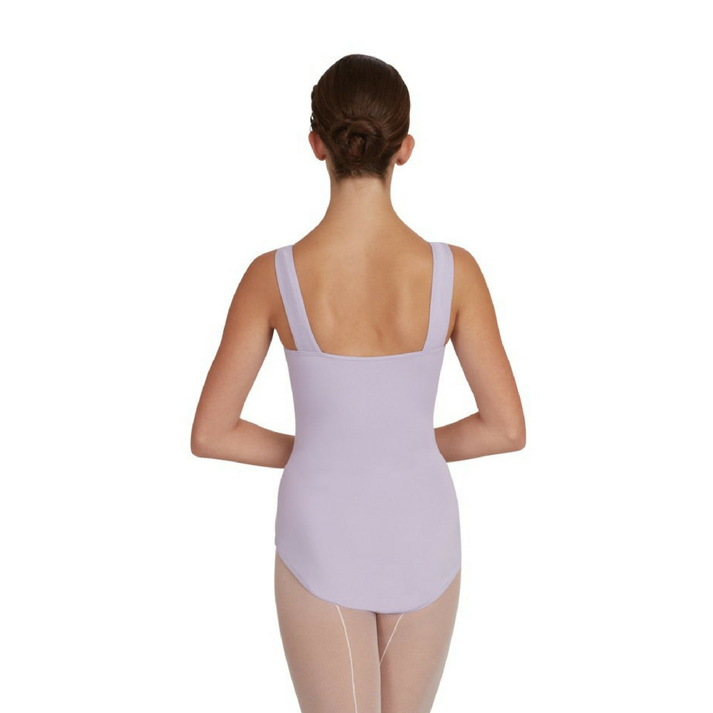 Wide Strap Leotard