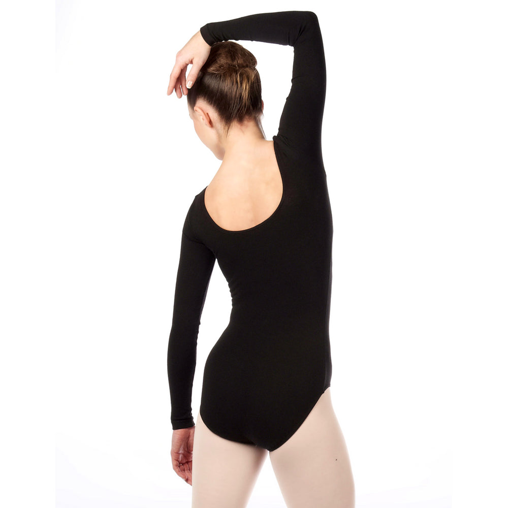 Long Sleeved Leotard