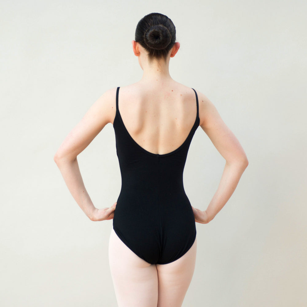 Single Strap Leotard