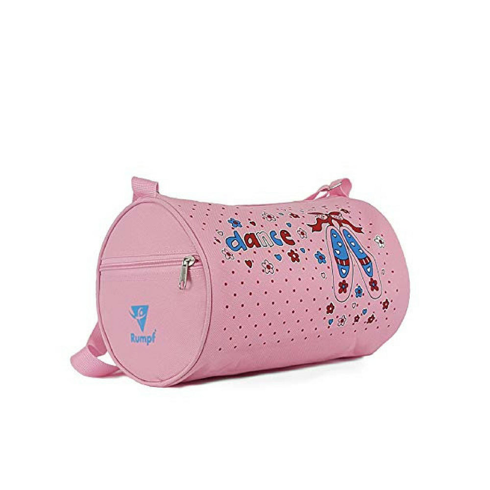 Pink Barrel Ballet Bag