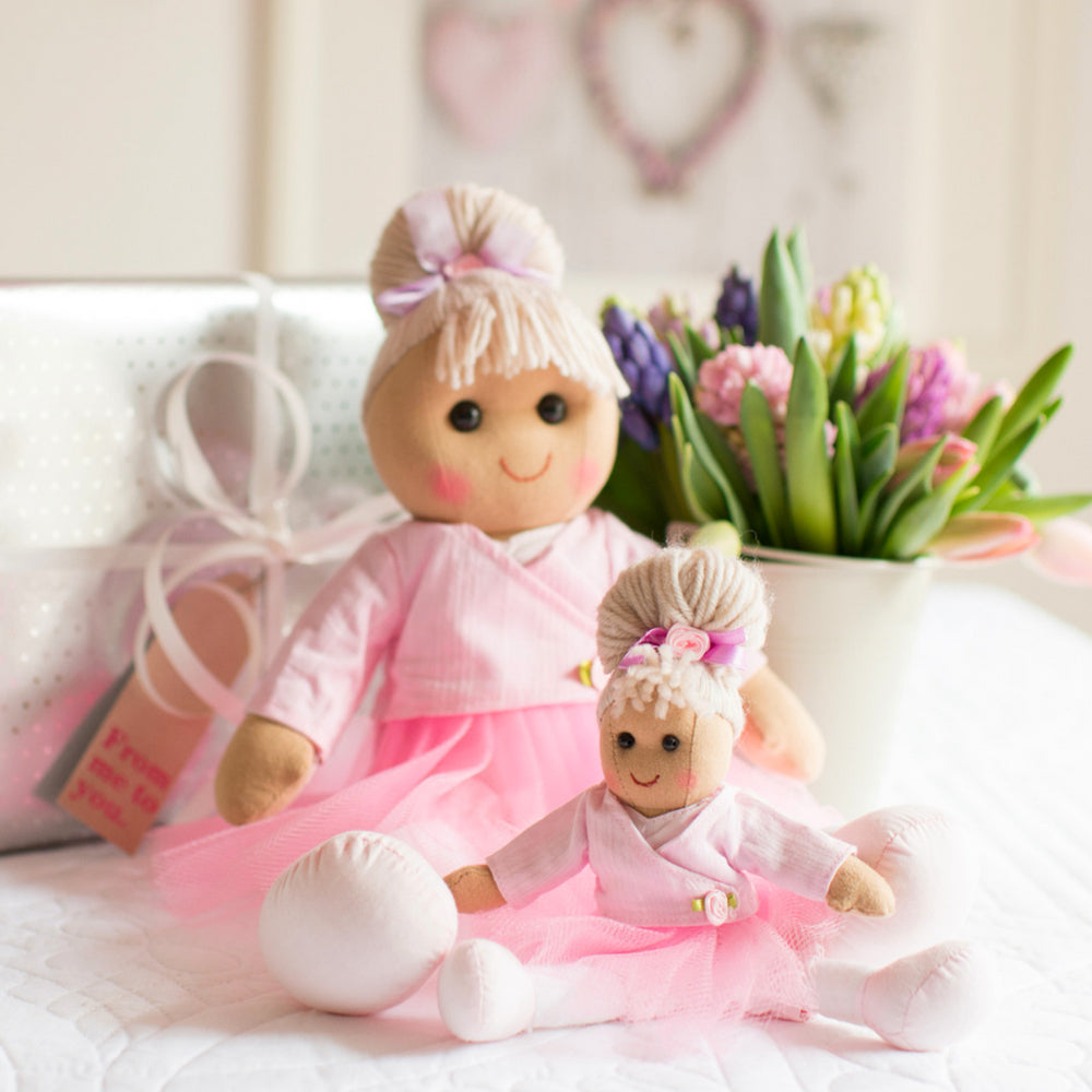 Ballerina Rag Doll (Small)