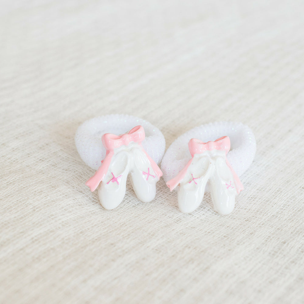 Ballet Shoes Hair Bobbins