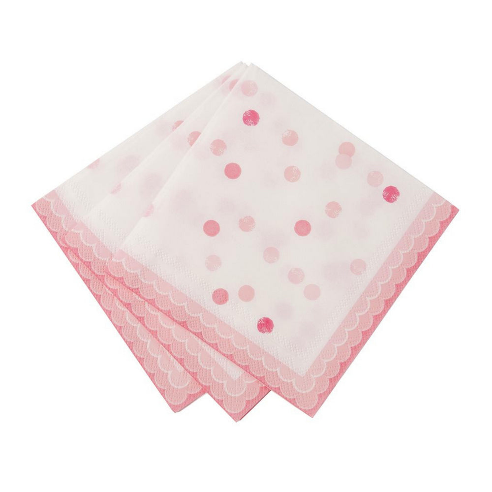 Pink & Pretty Party Napkins