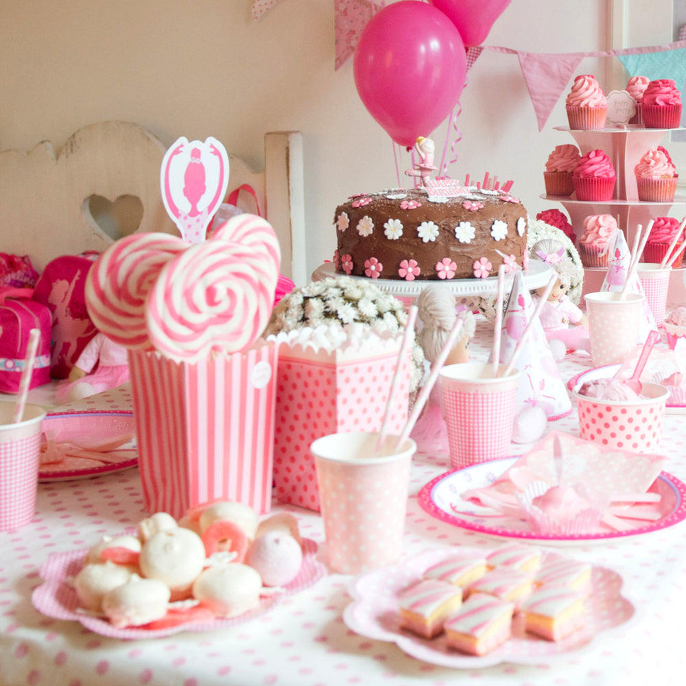 Pink & Pretty Party Cups