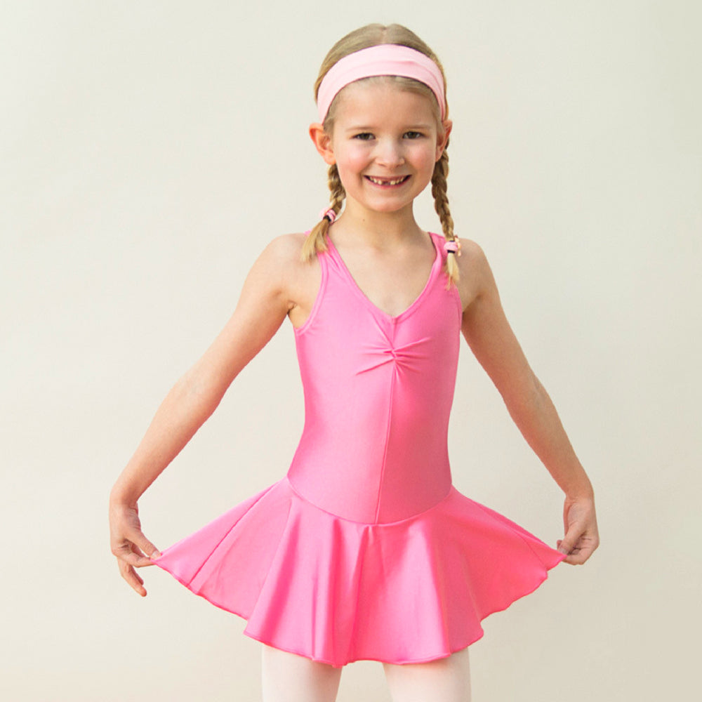 ISTD Skirted Leotard