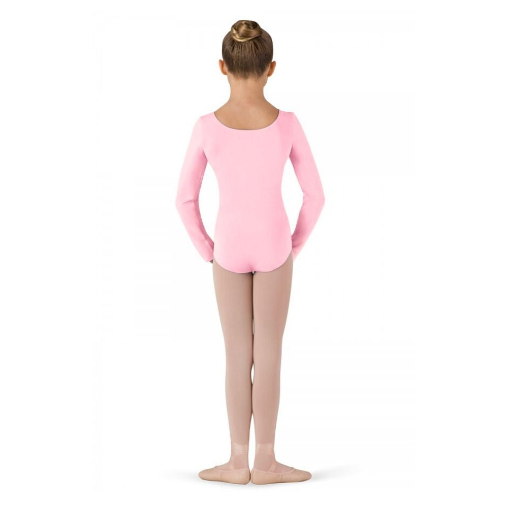 Girls Long Sleeved Leotard